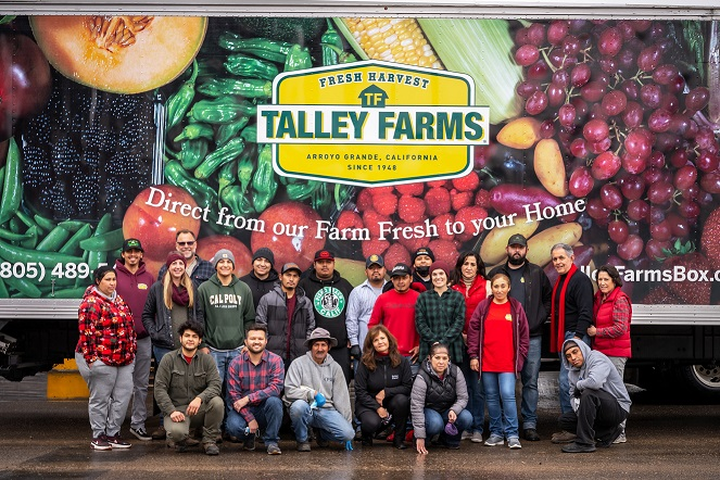 Talley Farms Box Team